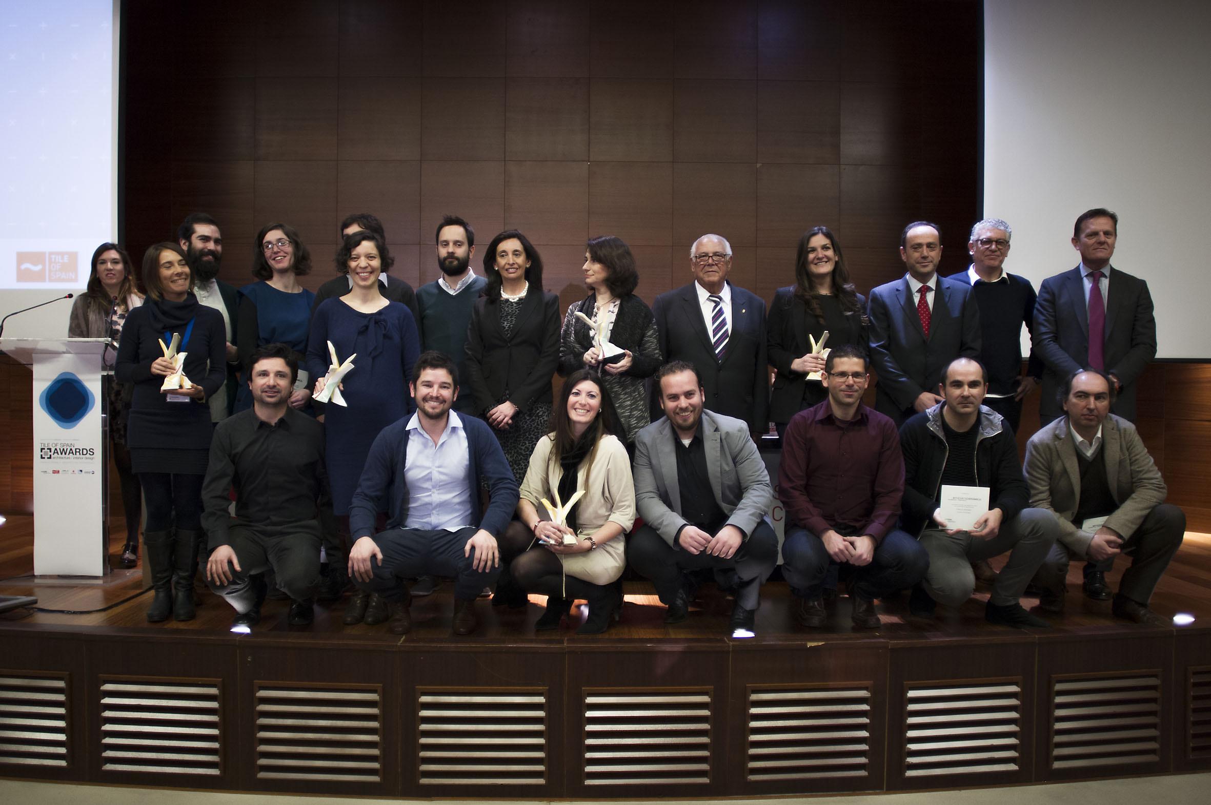 Premios Ascer en Cevisama