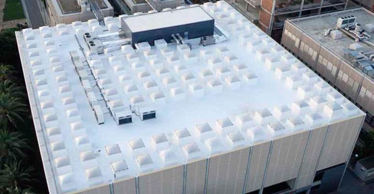 Soluciones para cubiertas frías