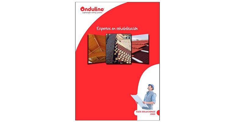 Onduline presenta su nuevo catálogo de soluciones de impermeabilización de cubiertas