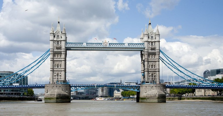 Torre Bridge Londres Bona Traffic Anti Slip