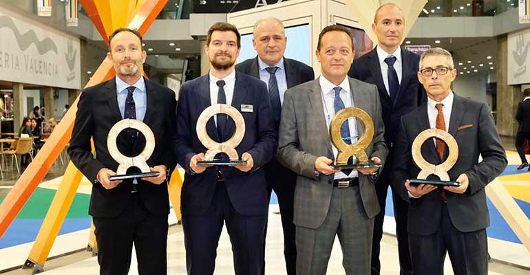 Cevisama premia los productos más innovadores con sus Alfa de Oro