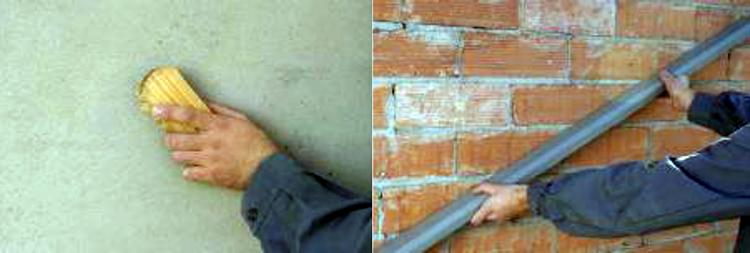 Colocación cerámica: reparación del soporte y puntos conflictivos