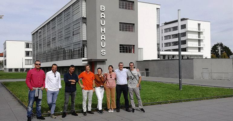 Altro celebra su centenario junto a la Bauhaus