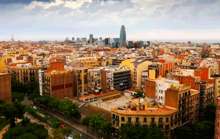 El precio del alquiler en Barcelona se sitúa en 17 euros/m2