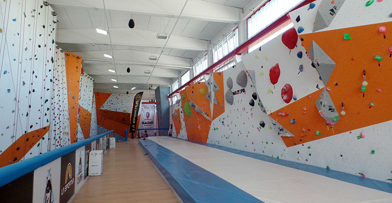 Centro deportivos sostenibles