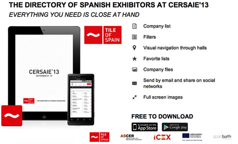 App Tile of Spain
