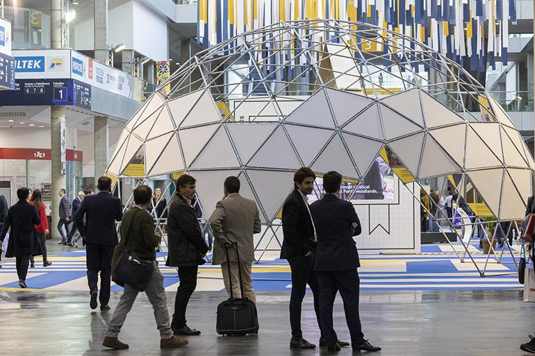 Cevisama cierra su mejor edición en visitantes, calidad de exposición y nivel de negocio