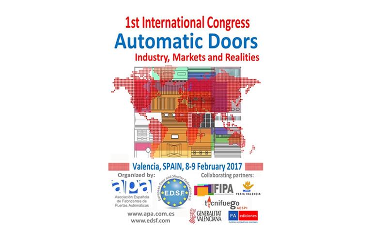congreso puertas automáticas