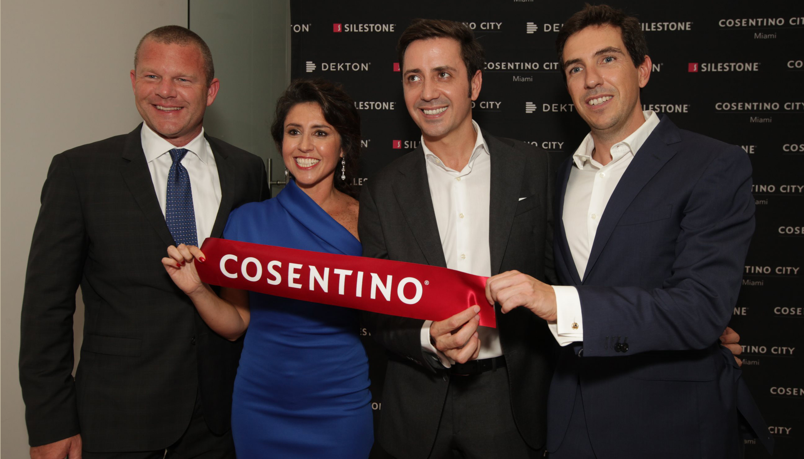 Inaugurado el showroom de Cosentino en Miami