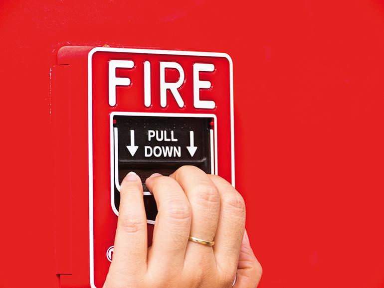 equipo incendio