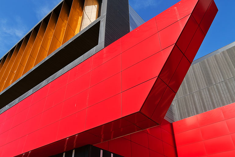 Edificio Aluminio InfoConstrucción