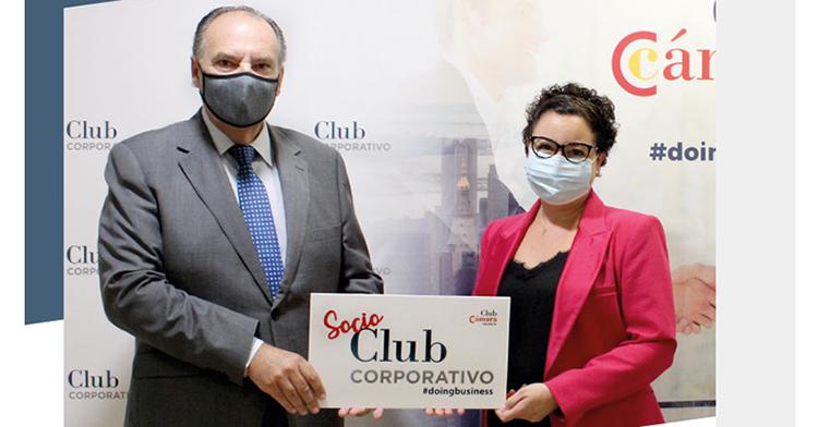 Emac Grupo, nuevo socio corporativo del Club Cámara