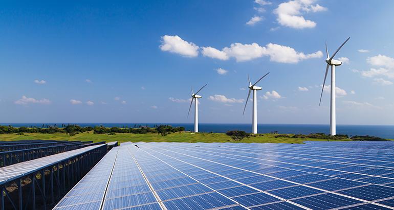 El crecimiento de las aportaciones de renovables al PIB provocaron que el sistema eléctrico se abarate