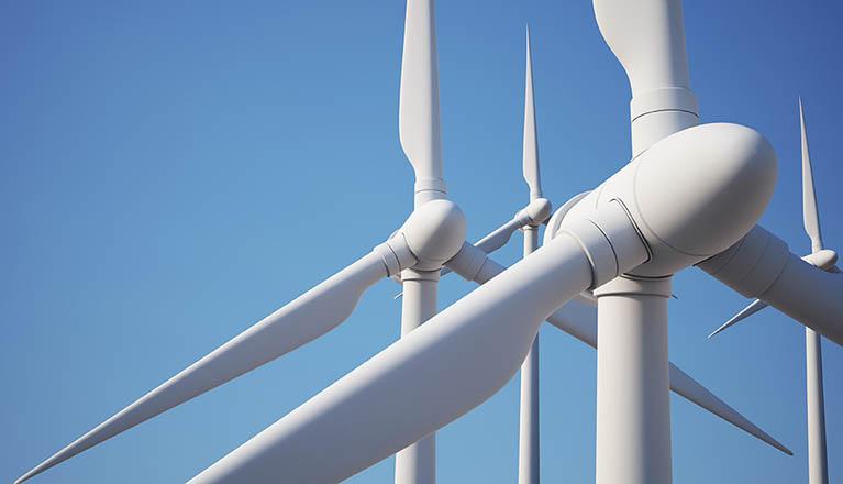 molinos energía eólica