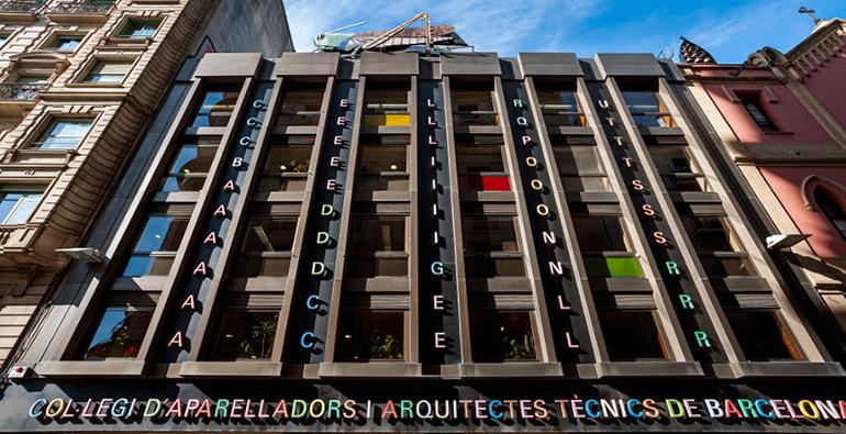 El CAATEEB lleva el debate sobre la economía circular en la construcción a la próxima edición de BB Construmat