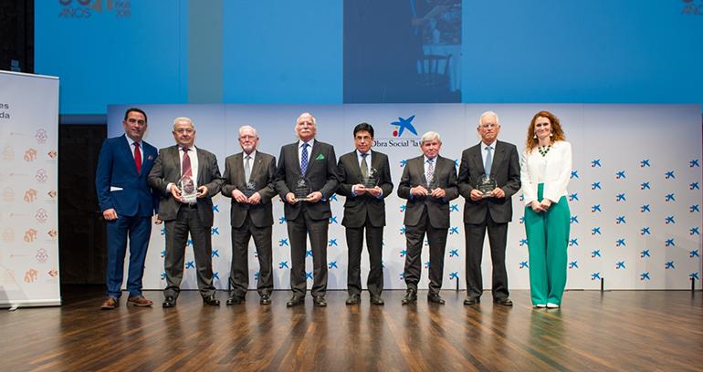 Presidentes y Secretarios de Hispalyt