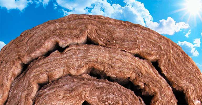 Lanas minerales