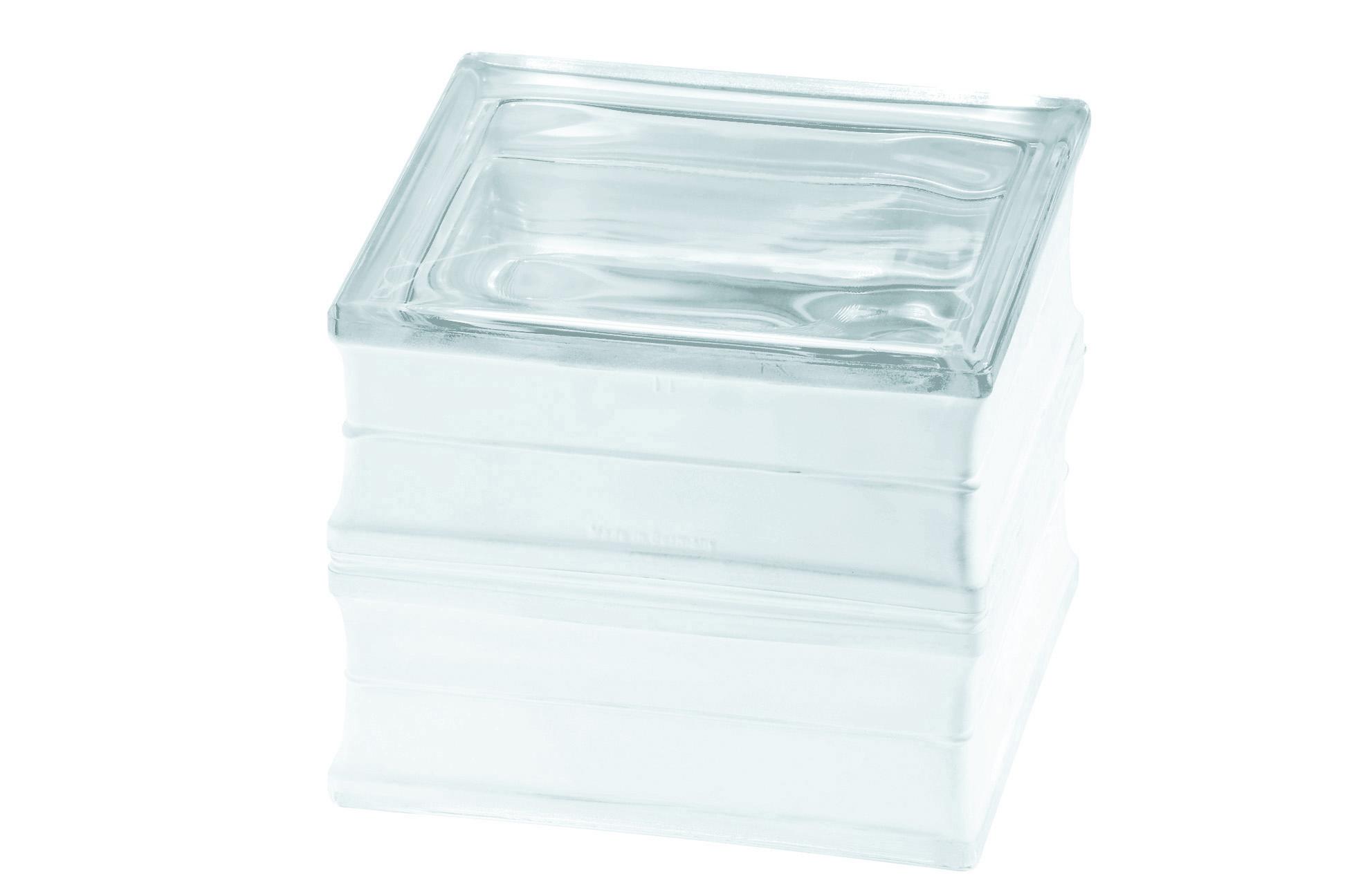 Bloques de vidrio resistentes al fuego