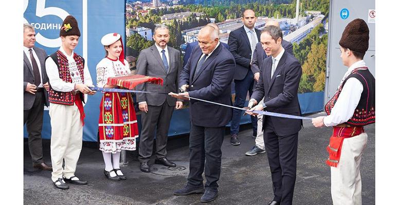 Ideal Standard Internacional inaugura su nueva fábrica de grifería en Bulgaria