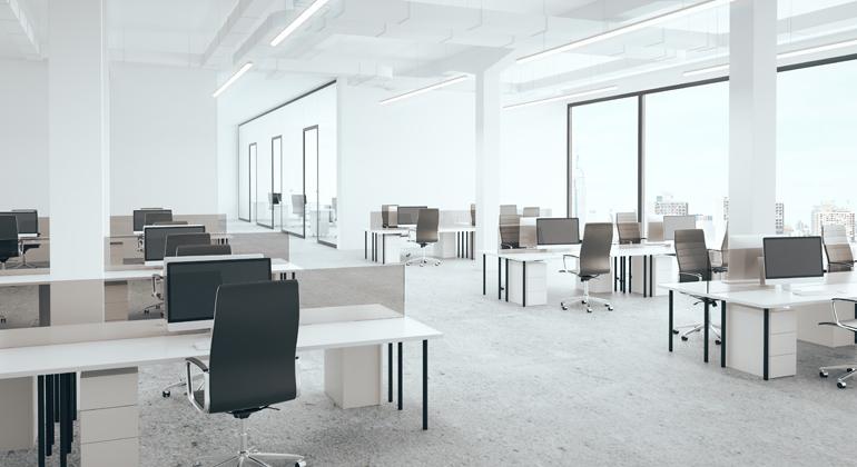 El gasto en oficinas ha superado los 1.700 millones de euros en los nueve primeros meses del año