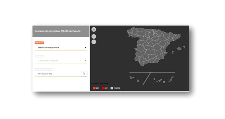 InfoITE, la plataforma que recoge las normativas reguladoras de evaluación del estado de los edificios
