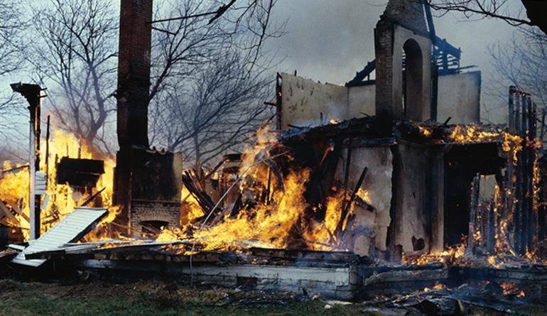 Incendios viviendas