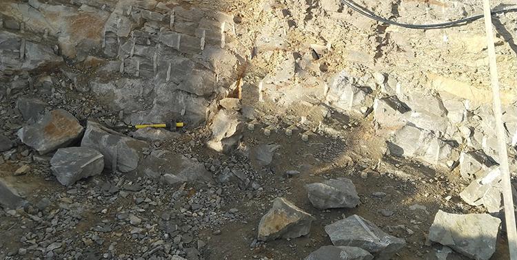 Cemento expansivo para todo tipo de demoliciones