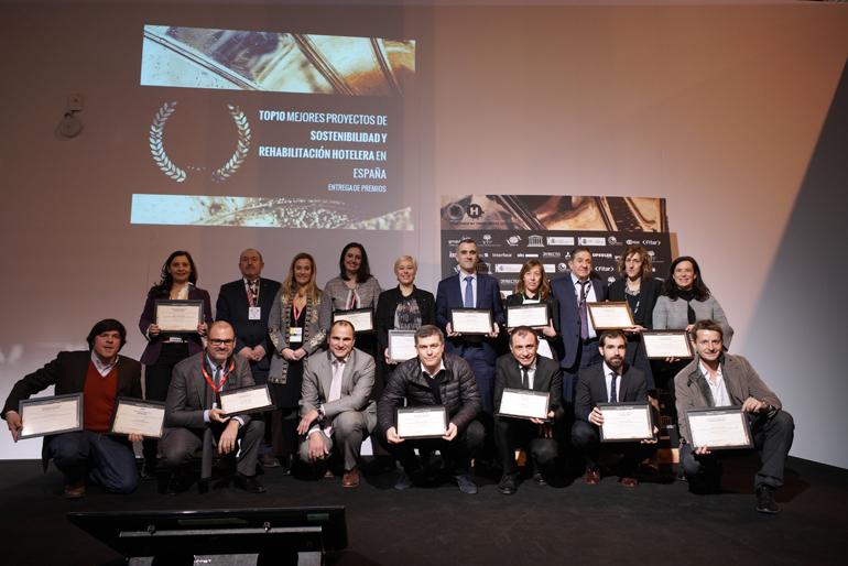 Knauf entregó el premio a Try & Buy Ecology