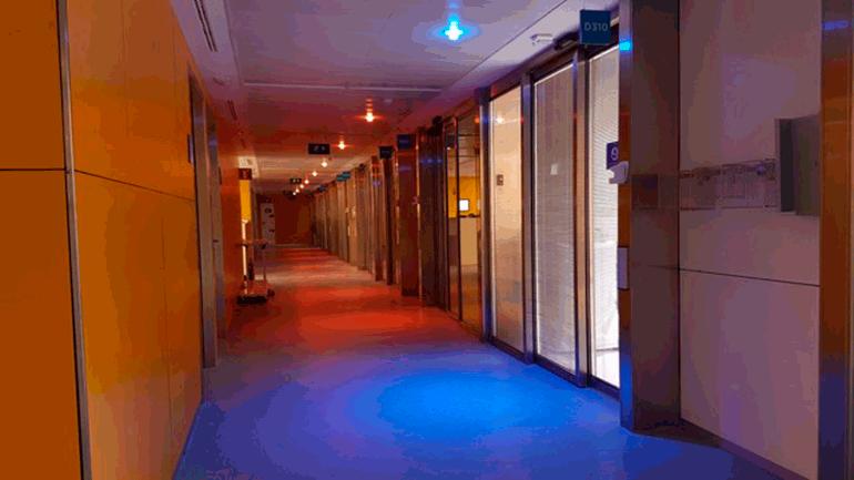 Iluminación Led en hospitales