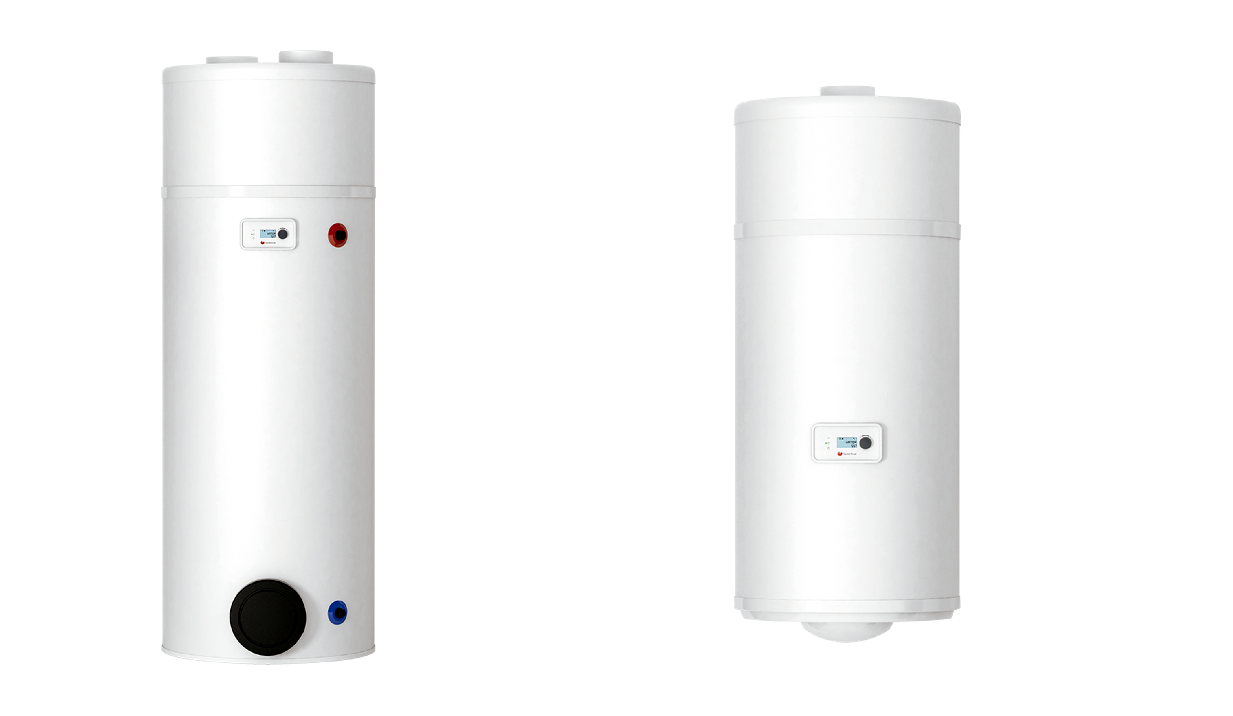 Bomba de calor ACS eficiente y ecológica