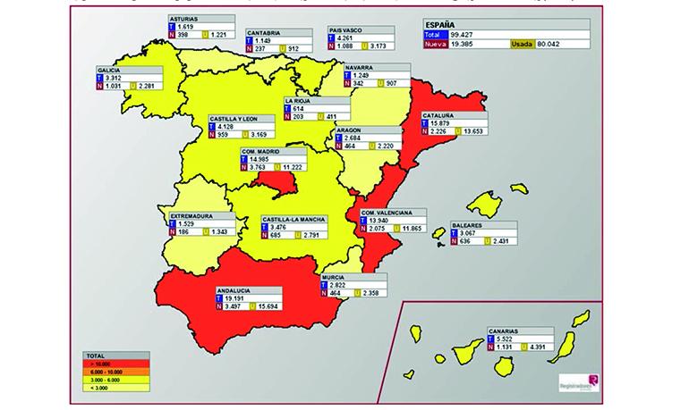 Venta Viviendas España