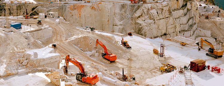 Mármol de Alicante apuesta por la mejora de las condiciones de trabajo respecto al polvo y la sílice cristalina respirable