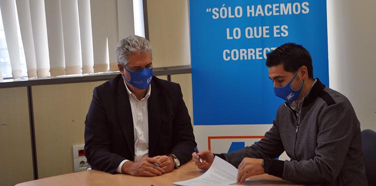 """MC Spain y Graphenano Smart Materials crean aditivos con grafeno """"que aumentan la durabilidad del hormigón"""""""
