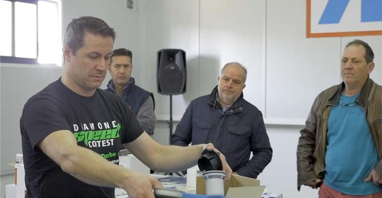 MC Spain forma a sus clientes para construir e impermeabilizar zonas con presencia de humedad