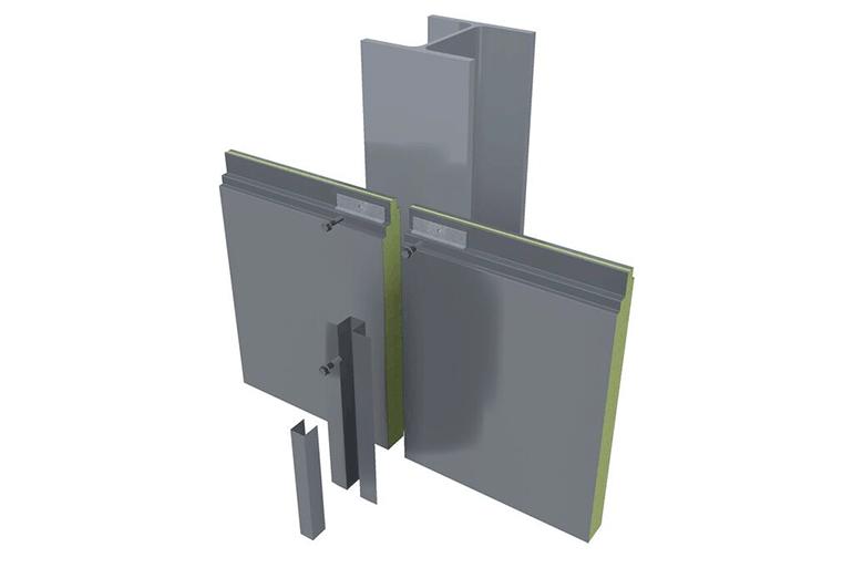 Nuevo panel con estética minimalista