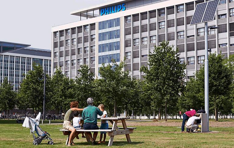 Philips comunica sus nuevos objetivos de emisiones de CO2