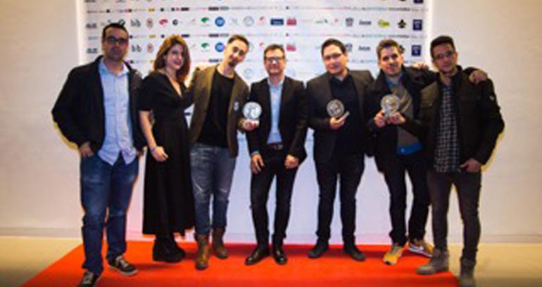 Cosentino triunfa en los Premios Agripina de la Publicidad, el Marketing y la Comunicación 2017