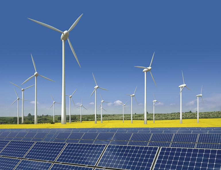 Parques renovables