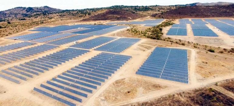 Grenergy conecta las dos plantas solares más al sur del mundo