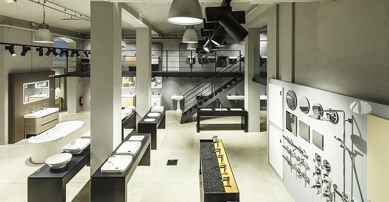 tienda Duravit en Barcelona