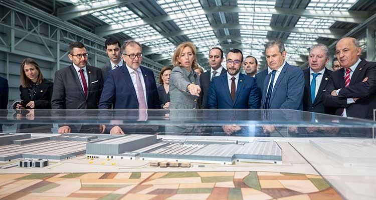 Porcelanosa destaca la sostenibilidad y la eficiencia energética en su XXVII Muestra Internacional de Arquitectura Global & Diseño Interior