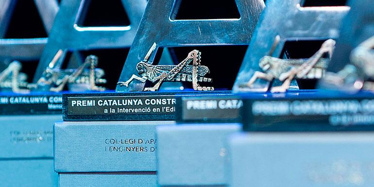 premios construcción cataluña 2021