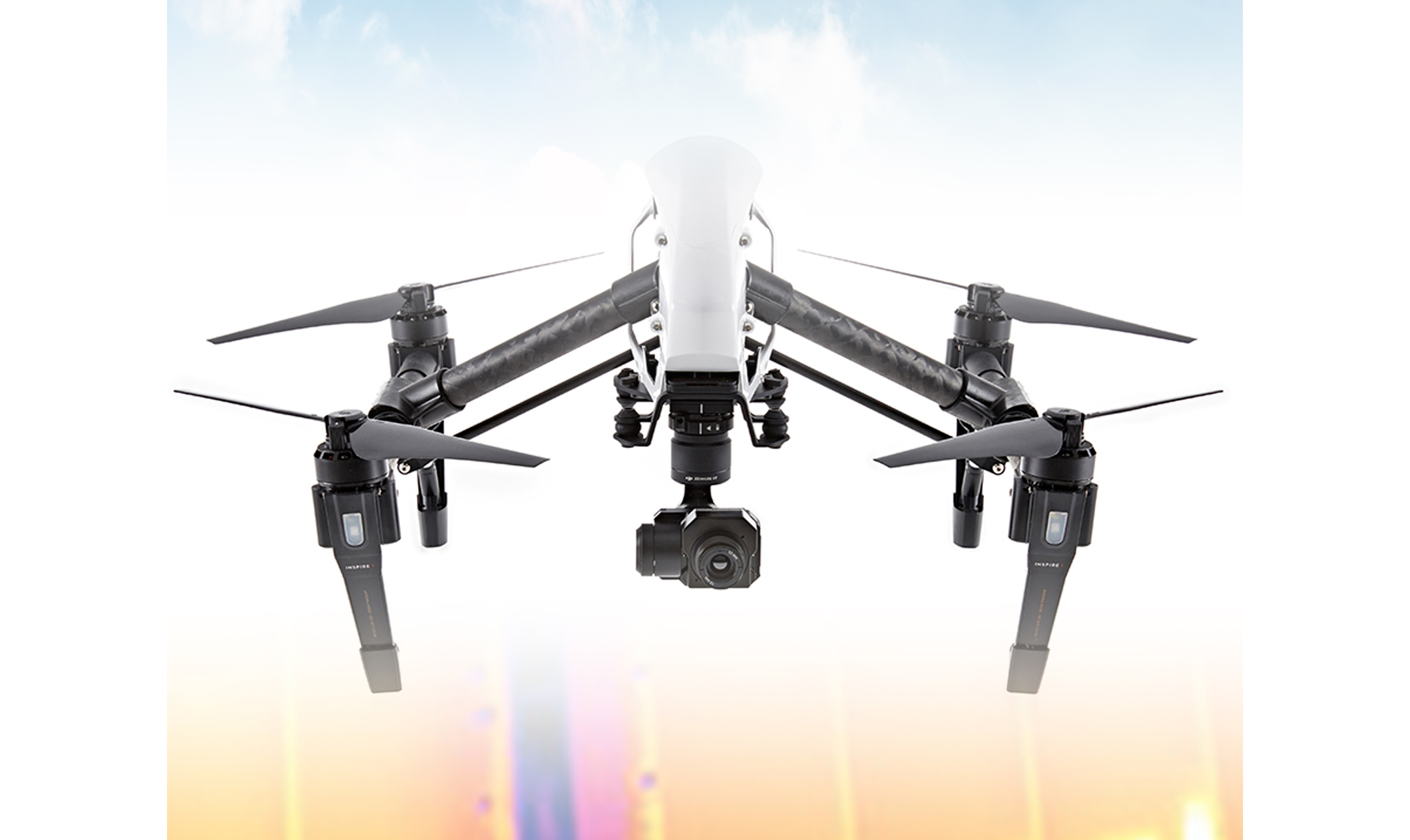 La feria Genera mostrará drones para el mantenimiento e inspección de líneas eléctricas