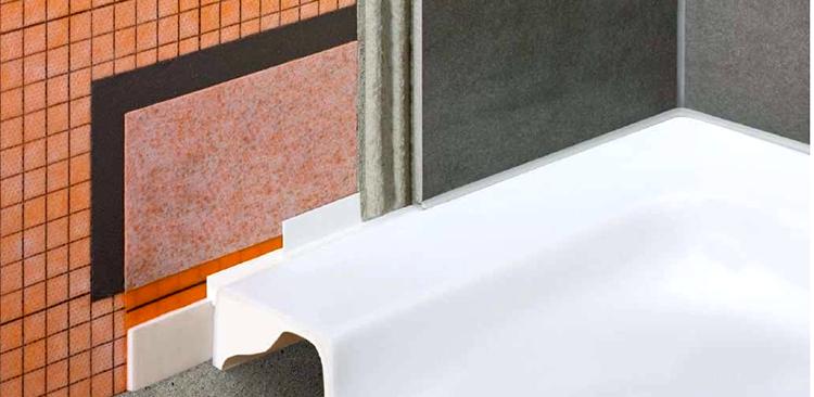 Método completo para la impermeabilización de duchas y baños