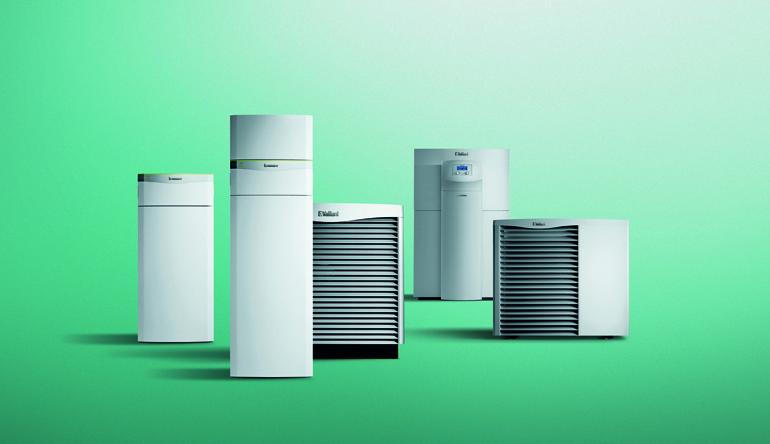 Vaillant expondrá sus soluciones con bomba de calor en la feria Climatización y Refrigeración
