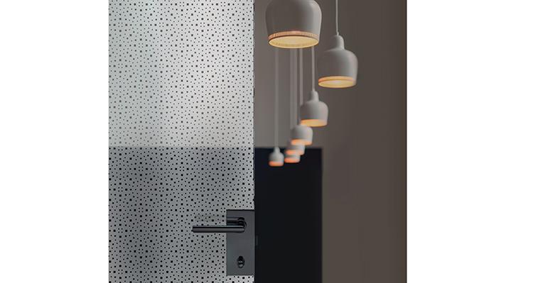 Nueva línea de Vidrios Decorativos & Seguridad que proporciona diseño y protección