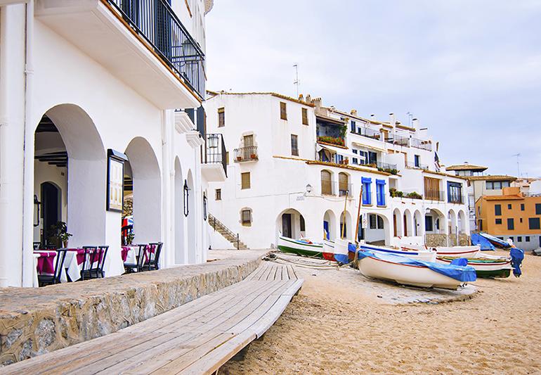 viviendas costa mediterranea