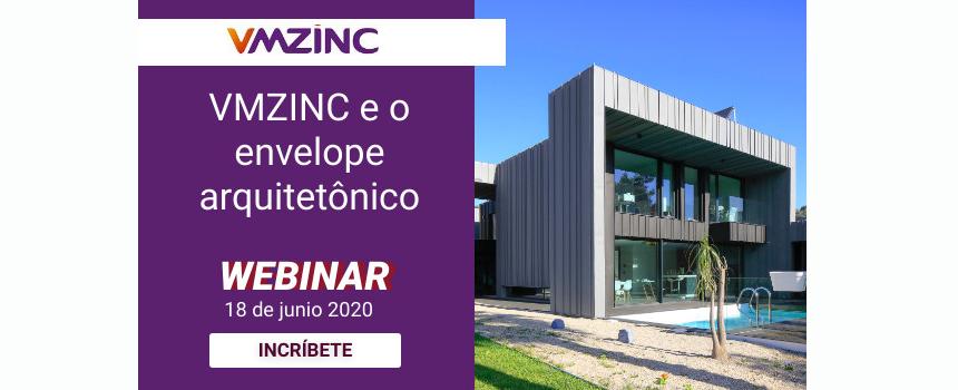 Los detalles del sistema VMzinc para fachada ventilada en el seminario online de InfoConstrucción